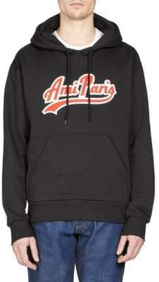 Ami Graphic Print Hoodie