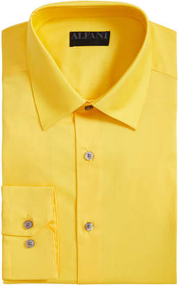 Alfani AlfaTech by Slim-Fit Stretch Performance Dress Shirt, Created For Macy's