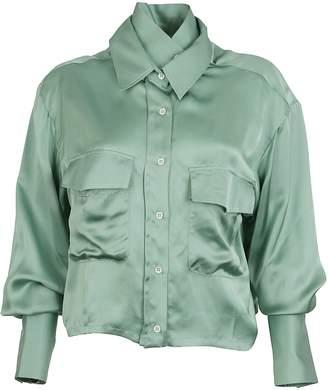 Aalto Straight Shape Boxy Shirt