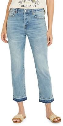 Buffalo David Bitton Riley Release Semi High-Rise Jeans