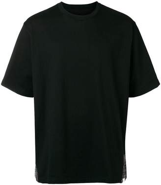 White Mountaineering crew neck T-shirt