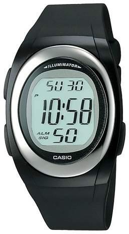 Casio Men's Casio Digital Watch - Black (FE10-1A)