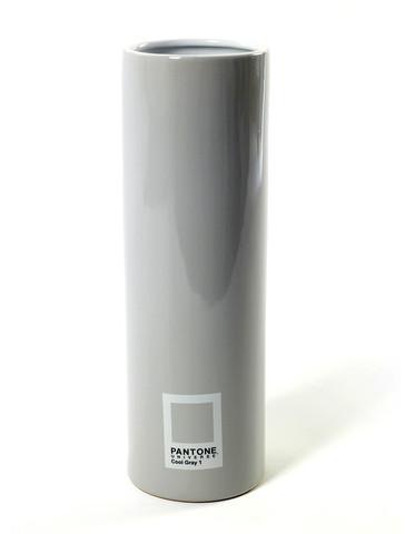 Pantone UNIVERSE Vase Large Gray