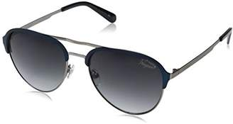 Original Penguin Men's The Mac Aviator Sunglasses