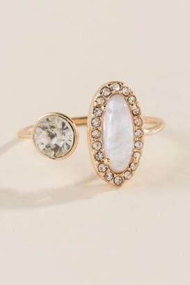 Norah Opal Wrap Ring - Iridescent