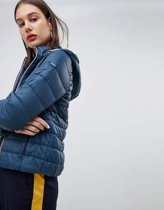 Esprit Short Padded Jacket With Hood