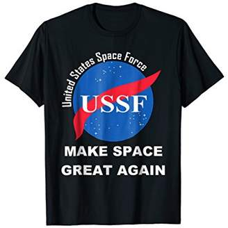 United States Space Force Shirt - Make Space Great Again
