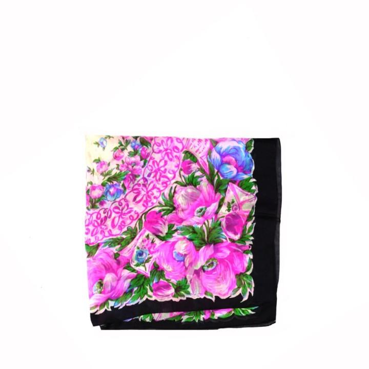 Foley + Corinna Vintage Floral Scarf