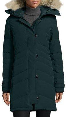 Canada Goose Lorette Fur-Hood Down Parka $950 thestylecure.com