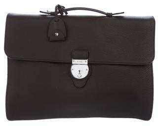 Gucci Pushlock Briefcase