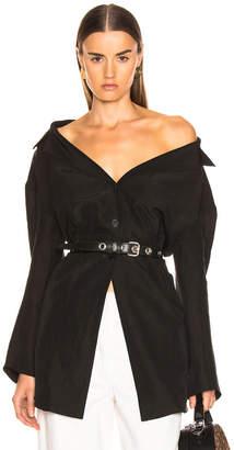 Rachel Comey Reserve Jacket in Black   FWRD