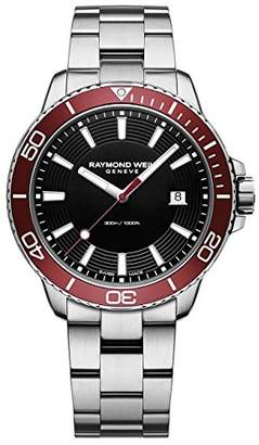 Raymond Weil Men's 'Tango 301' Quartz Stainless Steel Casual Watch
