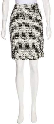 Thakoon Wool Knee-Length Skirt