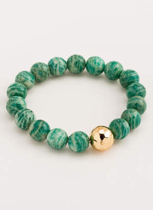 Gorjana Power Gemstone Russian Amazonite Statement Bracelet
