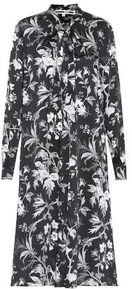 McQ Floral-printed dress