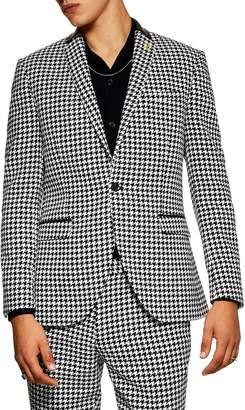 Topman Roe Skinny Fit Suit Jacket