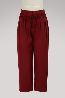 See by Chloe Cotton pants