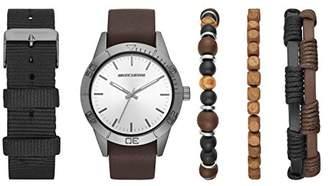 Skechers Men's Quartz Metal Casual Watch