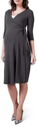 Isabella Oliver 'Neale' Maternity/Nursing Wrap Dress