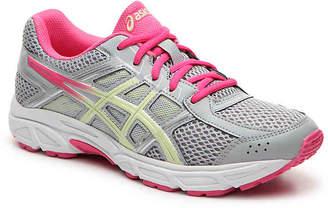 Asics GEL-Contend 4 Youth Running Shoe - Girl's