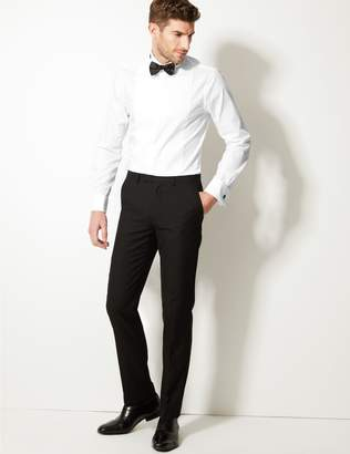 Marks and Spencer Pure Cotton Slim Fit Dinner Shirt