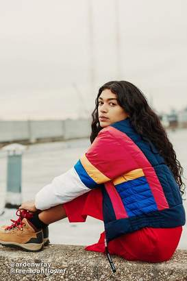 Tommy Jeans Colorblock Puffer Jacket