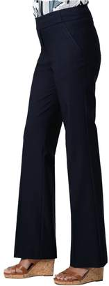 Le Château Women's Tech Stretch Slight Flare Leg Pant
