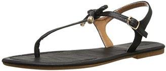Nautica Women's Bahia Flat Sandal $33.22 thestylecure.com