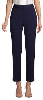 Rafaella Curvy-Fit Gabardine Slim-Leg Pants