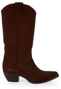 Frye Sacha Tall Cowboy Boots