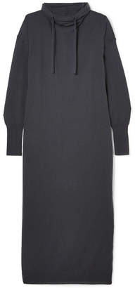 Eres Caress Cashmere Midi Dress - Gray