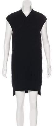 MM6 MAISON MARGIELA Wool Patterned Dress