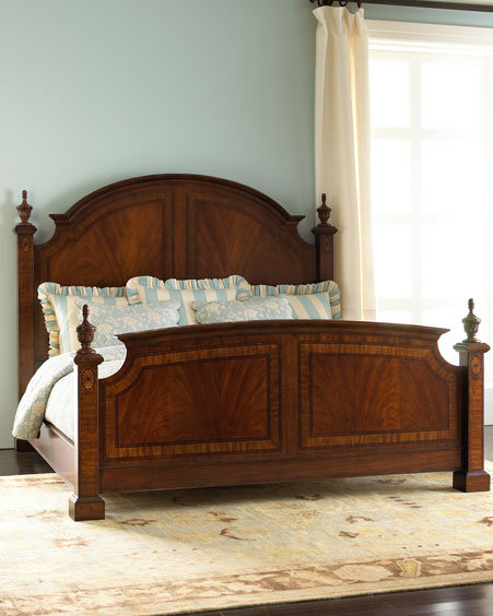 Picture Of Blair Waldorf's Bedroom On Gossip Girl