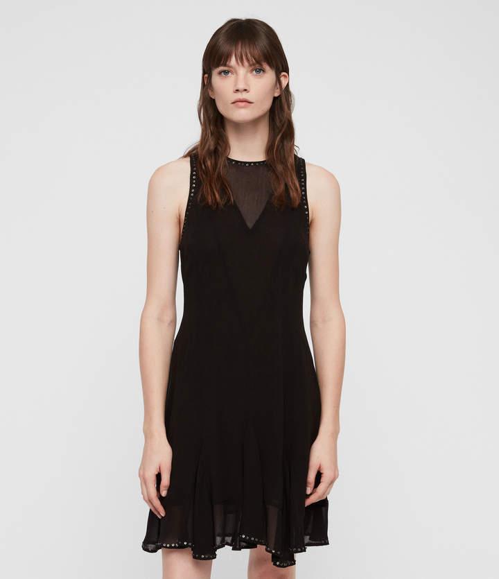 Eleanor Stud Dress
