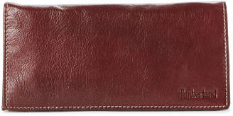 Timberland Brown Secretary Leather Long Wallet