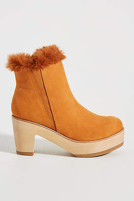 Parker Ariana Bohling Faux Fur-Lined Booties