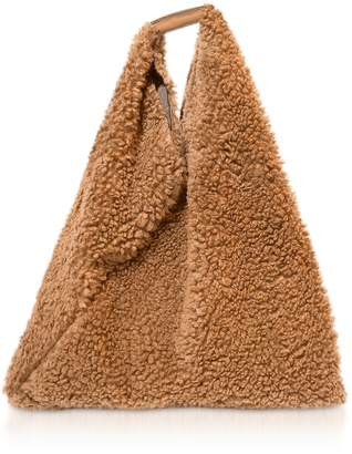 Maison Margiela Japanese Faux Leather Tote Bag