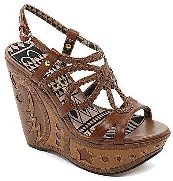 Jessica Simpson Karlier Wedge Sandals