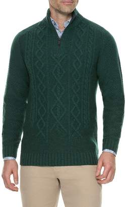 RODD AND GUNN Cape Scoresby Wool Sweater