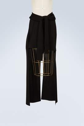 Chloé Asymmetric skirt
