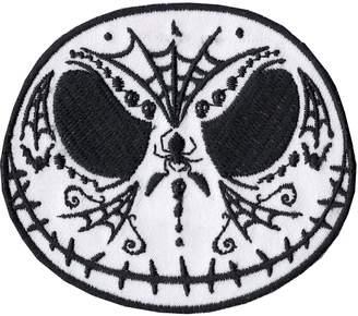 Loungefly Nightmare Before Christmas Jack Skellington Disney Sugar Skull Iron On Patch