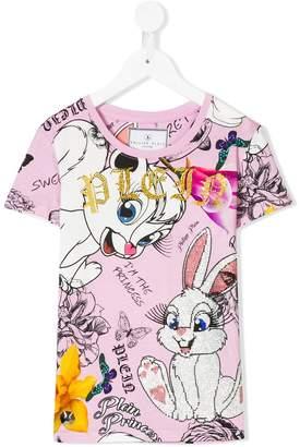 Philipp Plein Junior I'm the Princess T-shirt