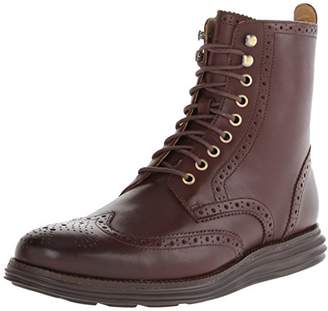 Cole Haan Men's Lunargrand Wing Combat Boot