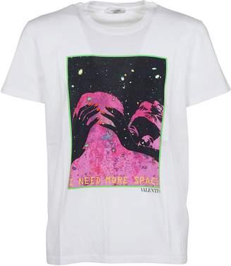 Valentino I Need More Space Print T-shirt