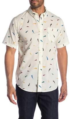 Ezekiel Obie Plaid Short Sleeve Regular Fit Shirt