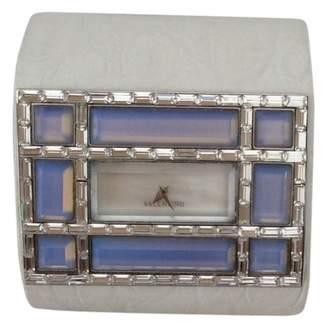 Valentino White Steel Watches