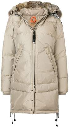 Parajumpers fur hood puffer coat