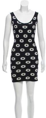 Opening Ceremony Sleeveless Mini Dress