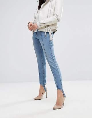 Vero Moda Stirrup Straight Jeans