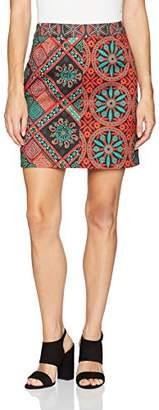 Desigual Women's FAL_HENRI Skirt,16 UK ( EU)